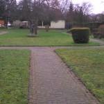 Der Park in der Ziegelrodaer Straße